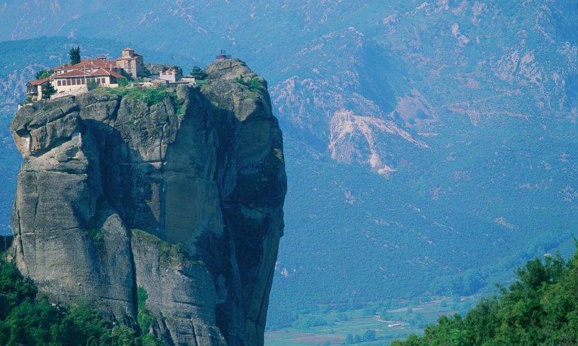 Monastère Aghia Triada.