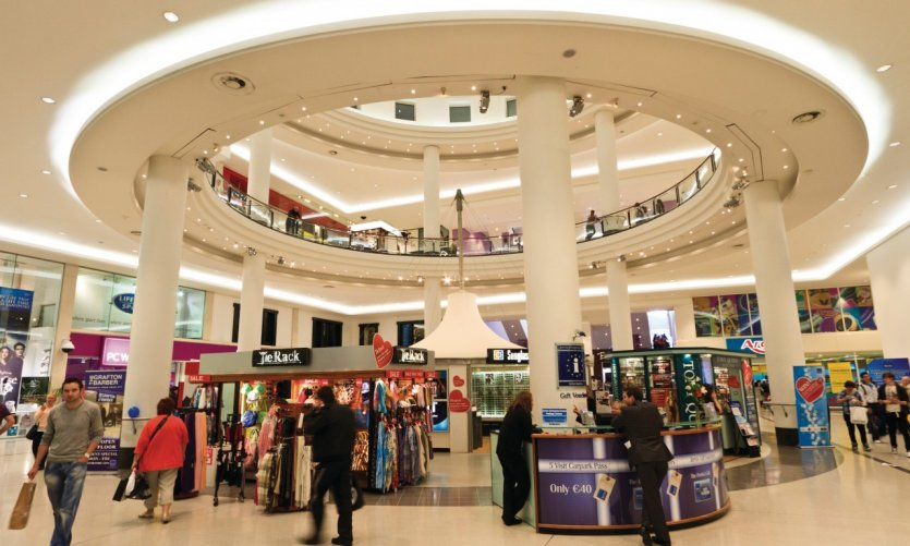 Jervis Shopping Centre.