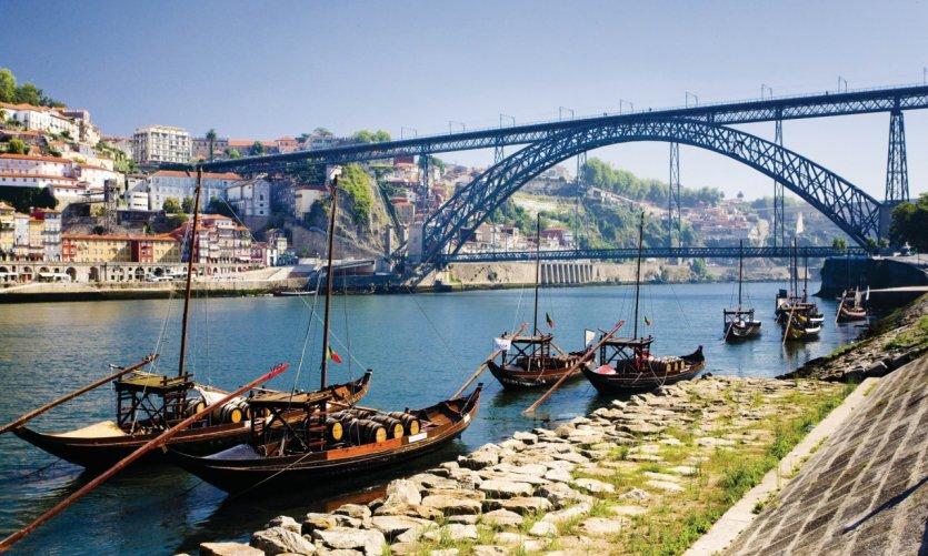 Pont Dom-Luís à Porto.