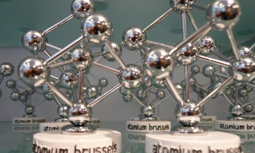 Souvenirs de Bruxelles.