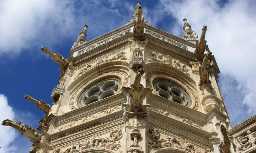 L'église Saint-Pierre de Caen