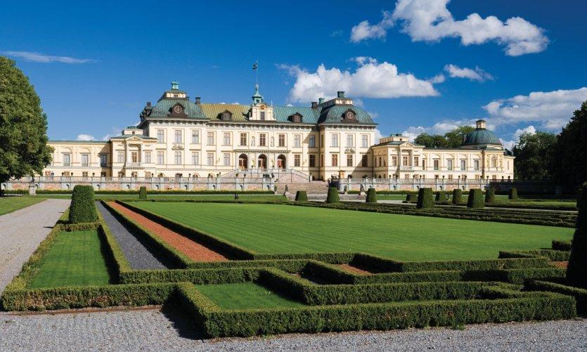 Château de Drottningholm.