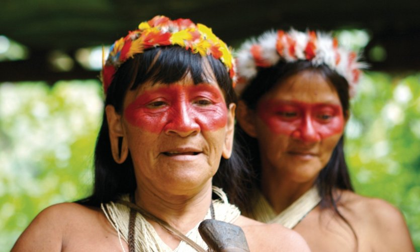 Indien d'Amazonie.