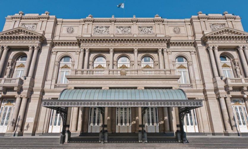 Teatro Colon.