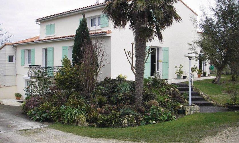 Meschers Sur Gironde. CHAMBRES Du0027HOTES REDEUILH