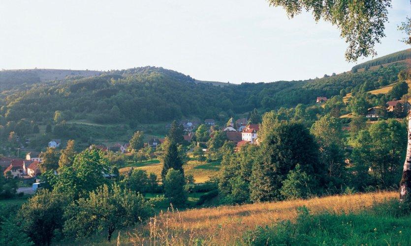 Les alentours de Waldersbach