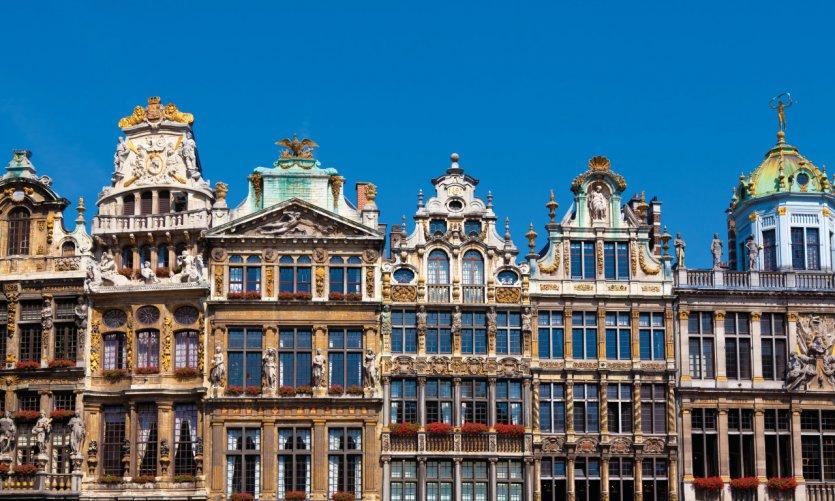 Guidhalls de la Grand-Place de Bruxelles.