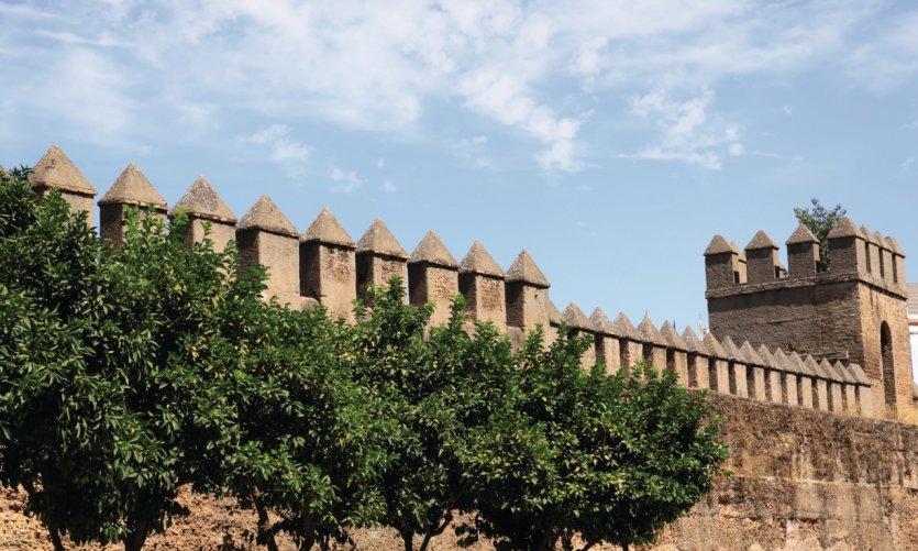Remparts de la Macarena.