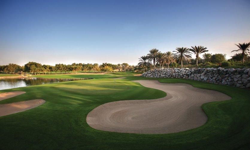 Parcours du Abu Dhabi Golf Club