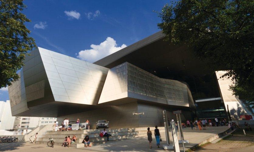 <p>BMW Museum.</p>