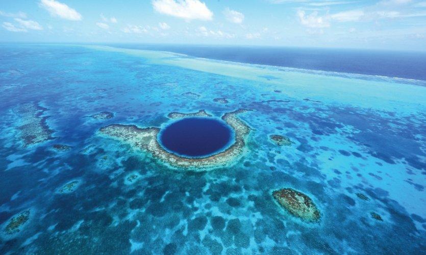 Blue Hole.