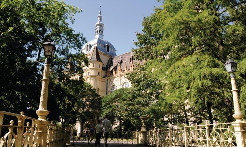 Château de Vajdahunyad.