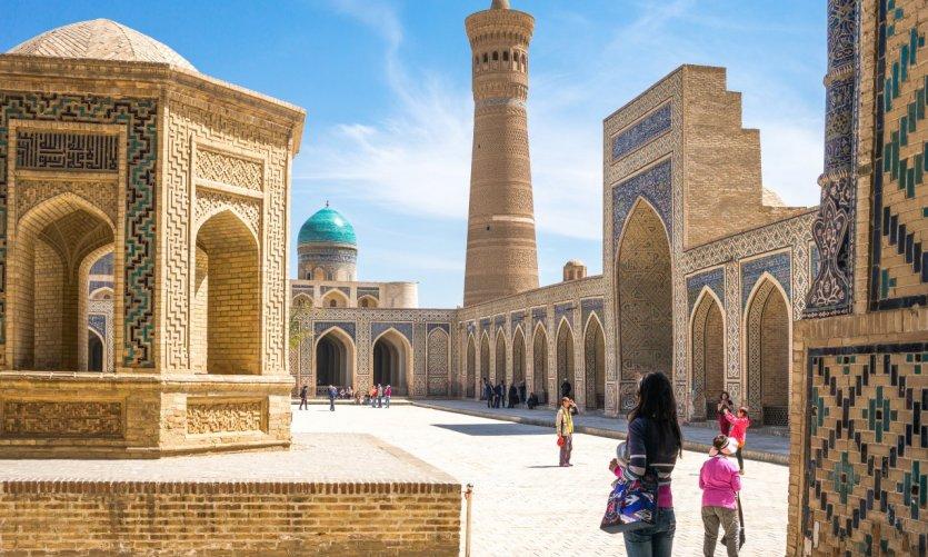 Dix jours en Ouzbékistan et au Turkménistan