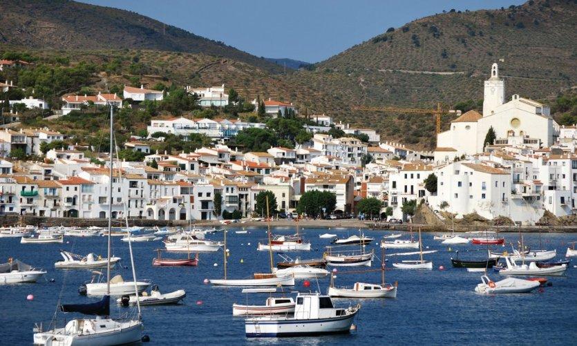 <p>Village de Cadaqués.</p>