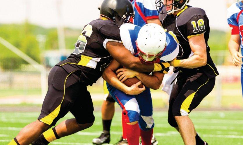 Football américain.