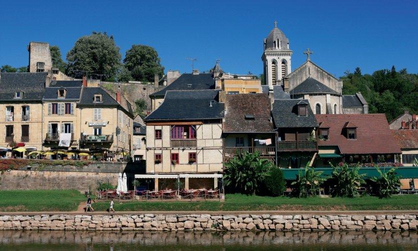 Maisons au bord de la Vézère - Montignac