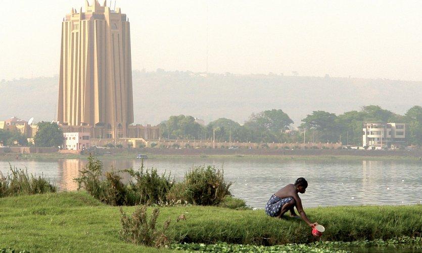 bamako capitale