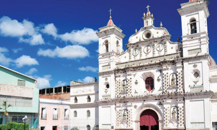 Eglise de Las Dolores, Tegucigalpa.