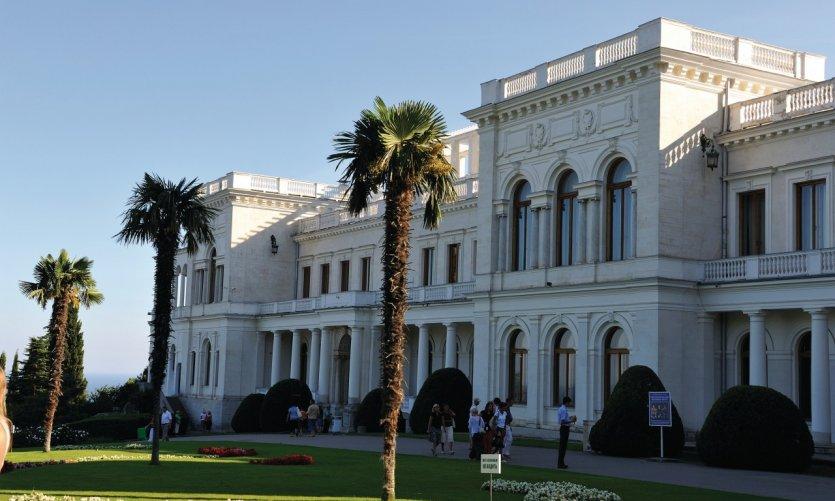 Palais de Livadia.