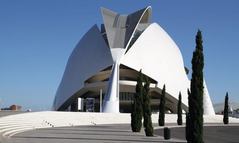 Palais des Arts.