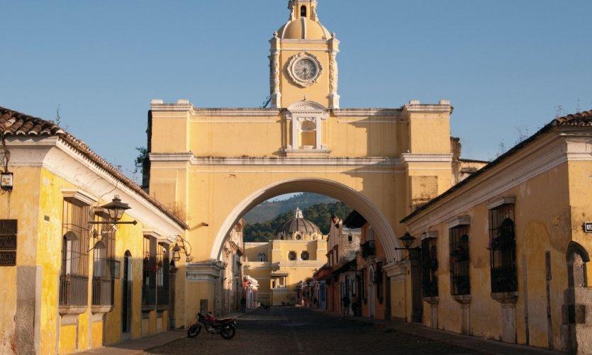 <p>Arco Santa Catalina.</p>