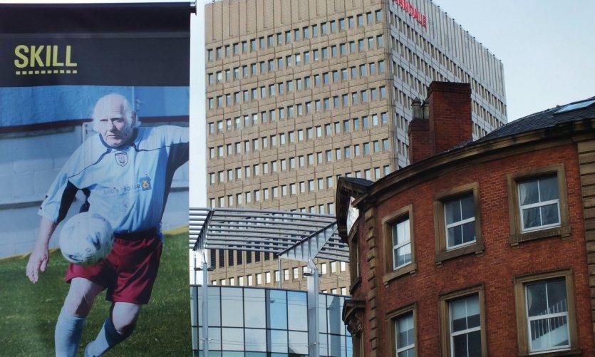 Le musée du Football de Manchester.