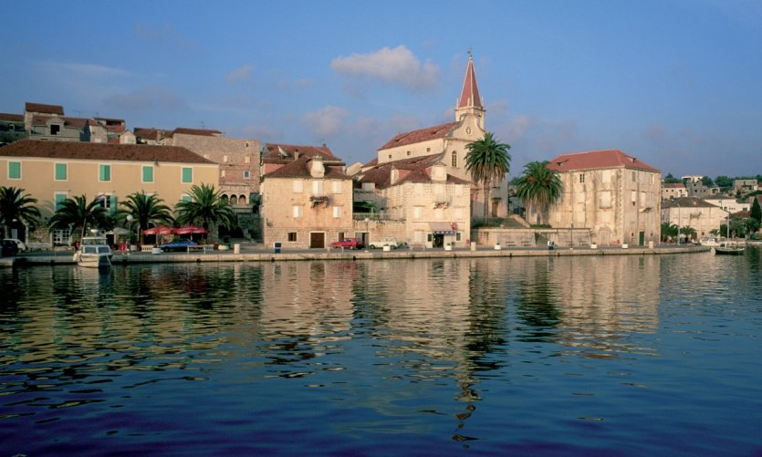 Port de Milna.