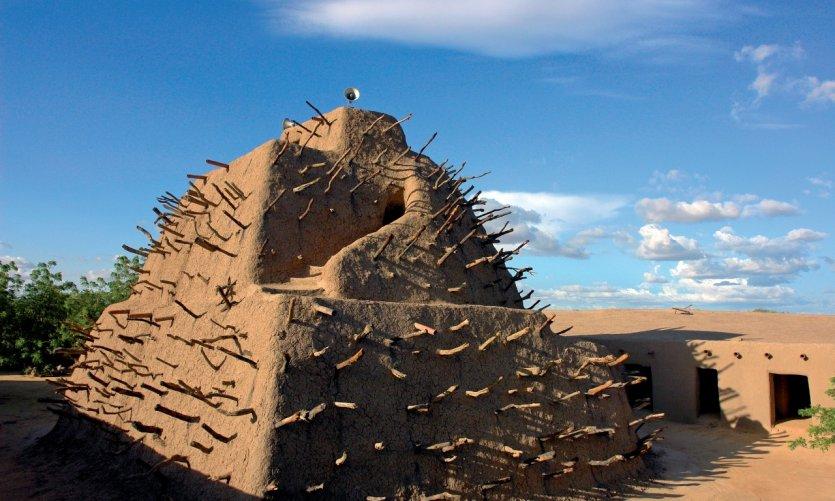 Le tombeau des Askias à Gao