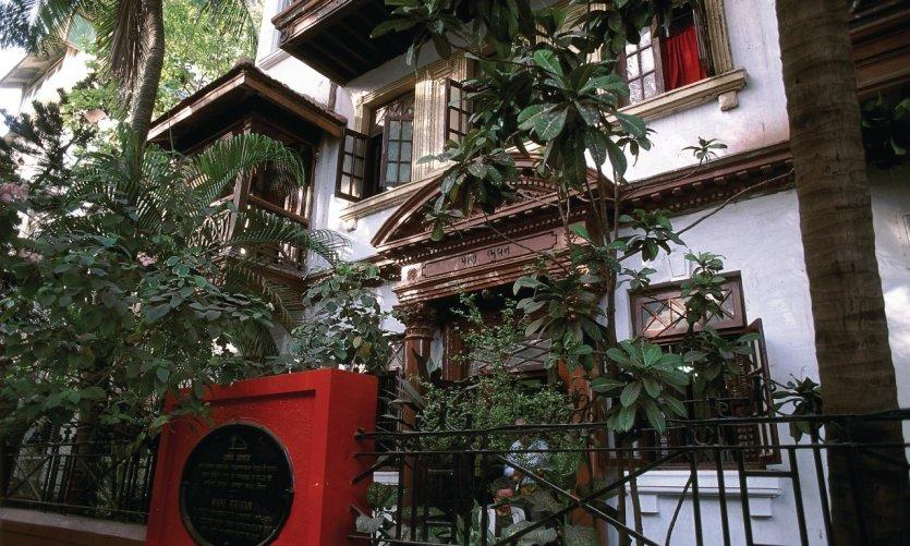Mani Bhavan Ghandi Museum.