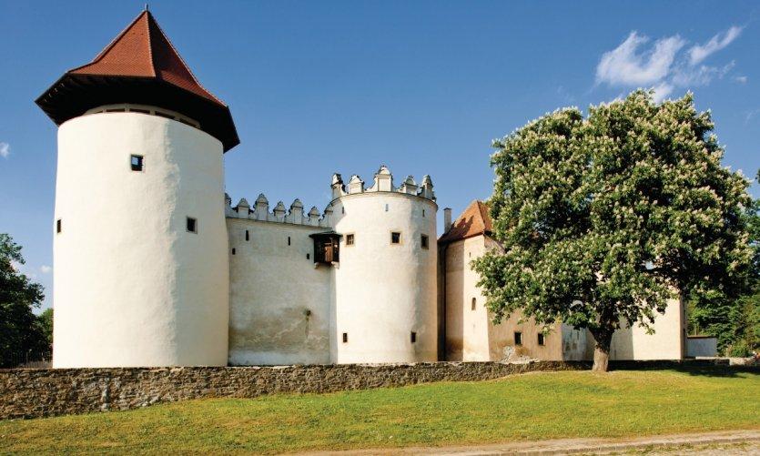 Château de Kežmarok.