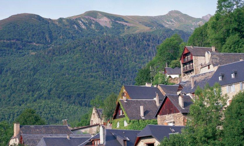 Maisons de Saint-Lary-Soulan