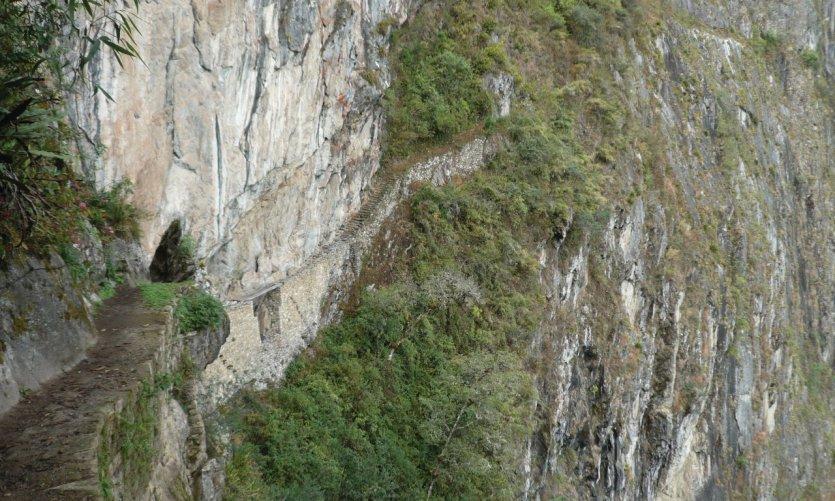 Pont de l'Inca.