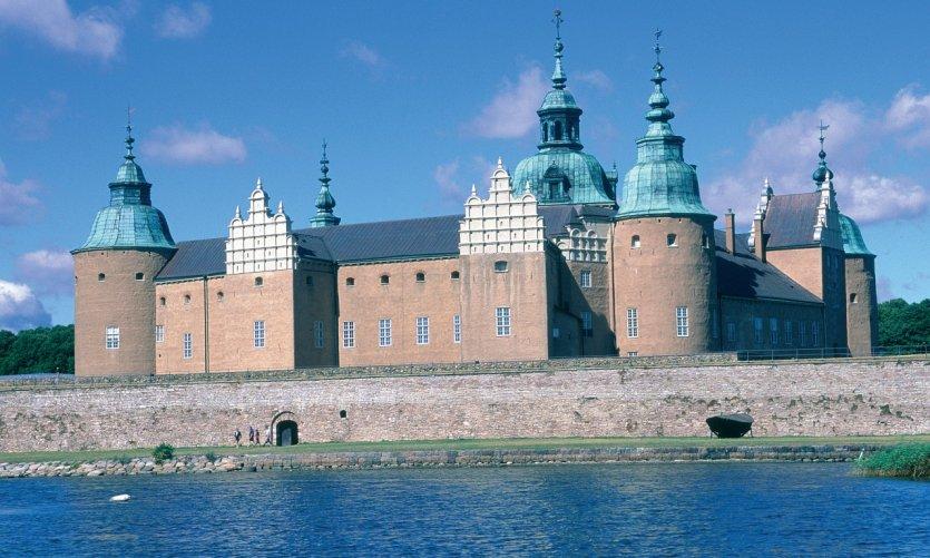 Château de Kalmar.