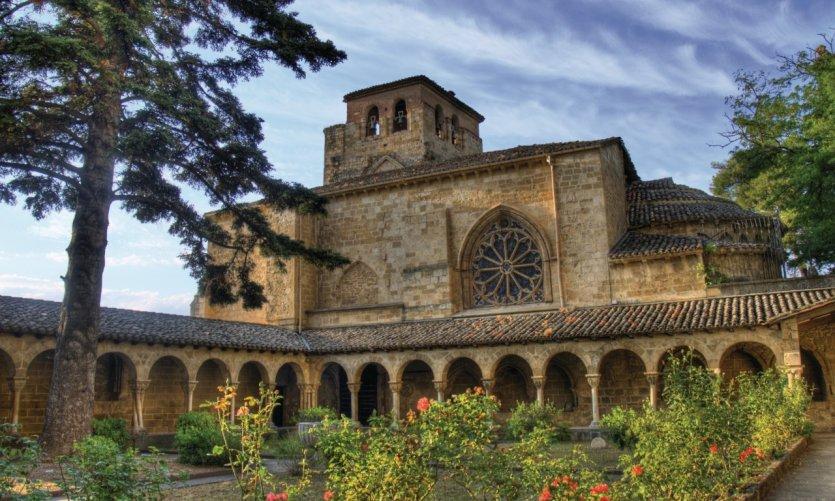 Église San Pedro la Rua.