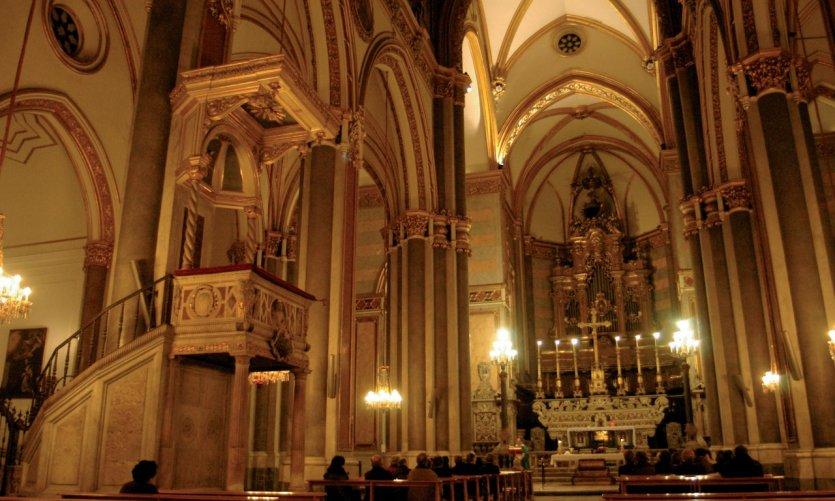Église San Domenico Maggiore.