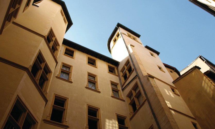 Immeubles d'architecture Renaissance à Lyon