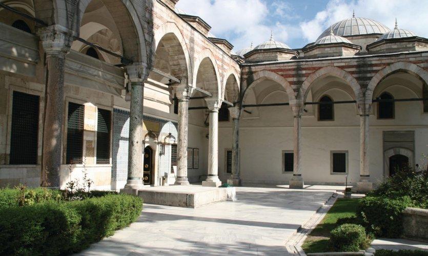 Palais de Topkapı.
