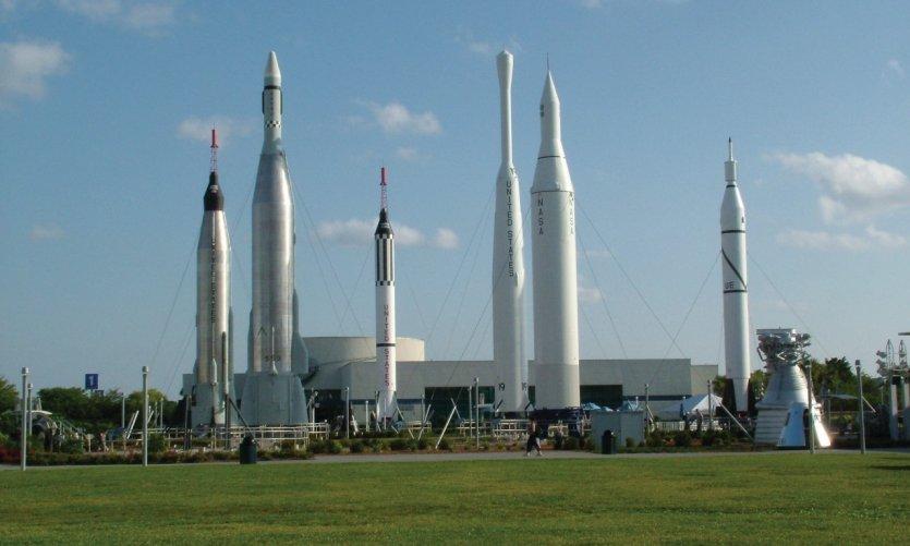 Rocket Garden.