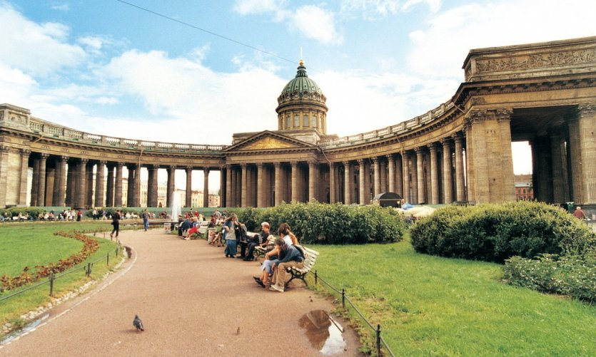 Cathédrale Notre-Dame-de-Kazan.