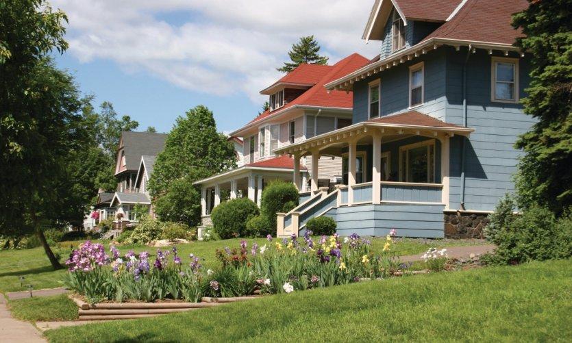 Maisons de Duluth