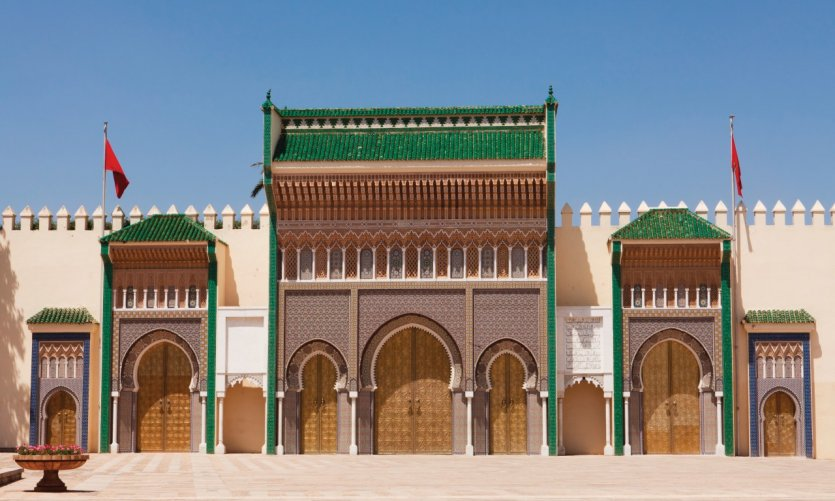 Palais royal (Dar el-Makhzen).