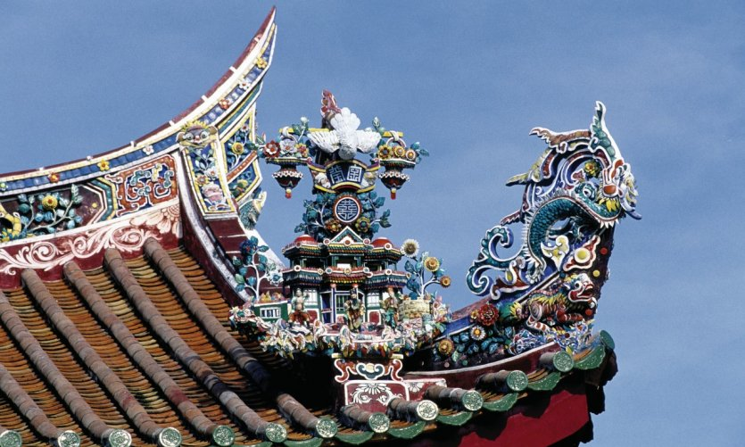 Chinese temple Kwan Nin