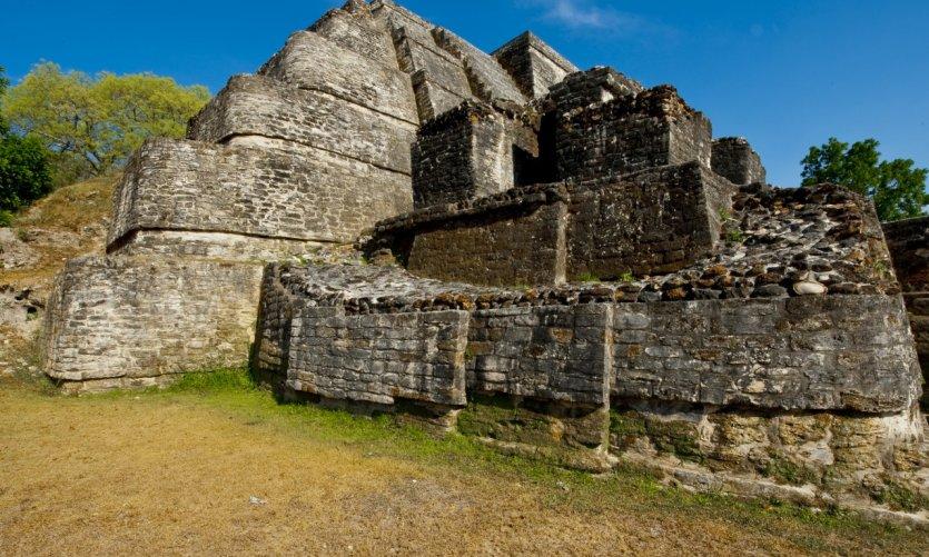 Temple d'Altun Ha.