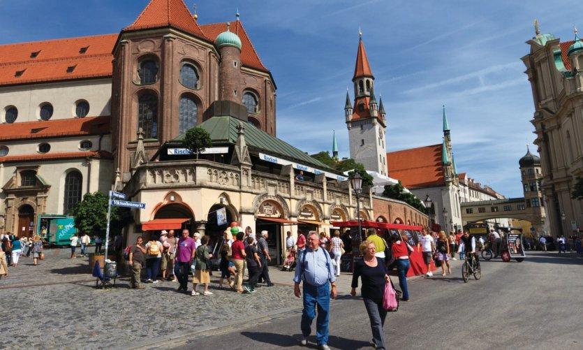 Munich, à décliner selon les préférences