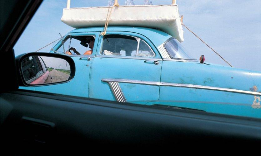 Les vieilles voitures sont légions à Cuba.