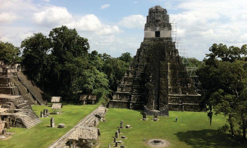 Villes coloniales du Guatemala, Salvador et Honduras