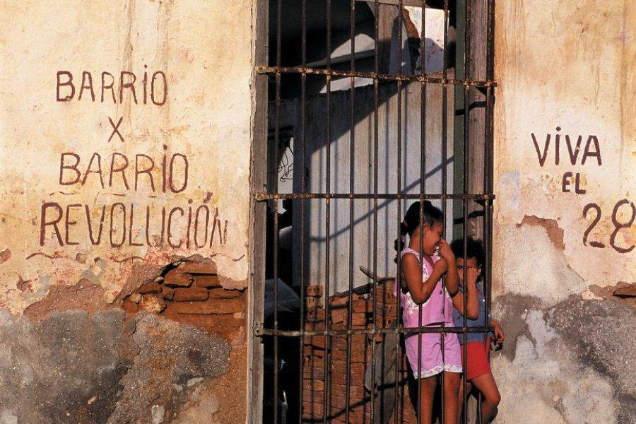 Dans les rues de Trinidad. (© Author's Image))
