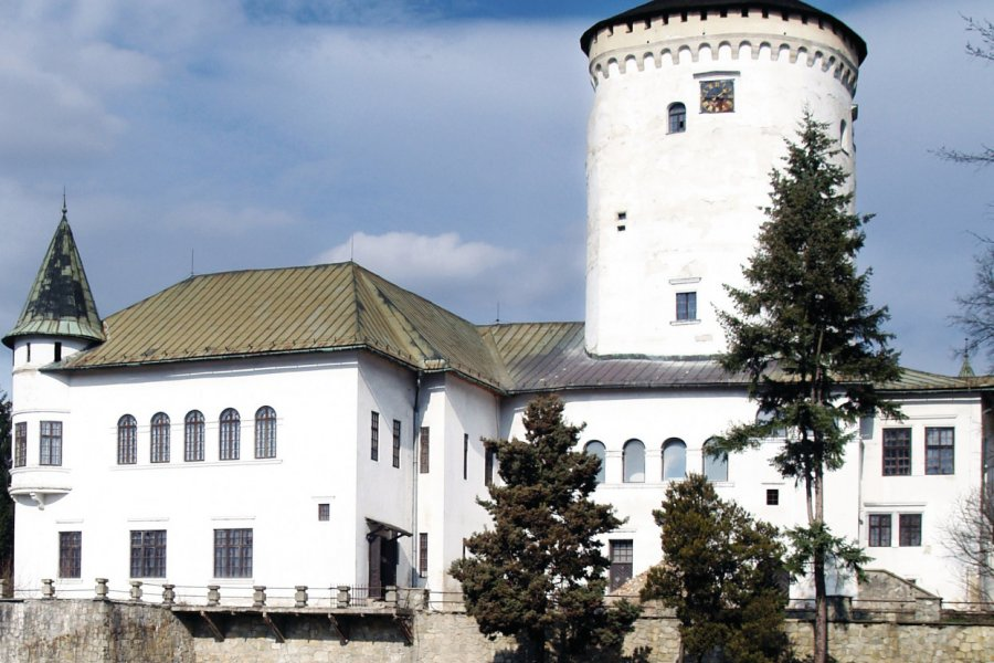 Château Budatín. (© Boris JAROSCAK - Fotolia))