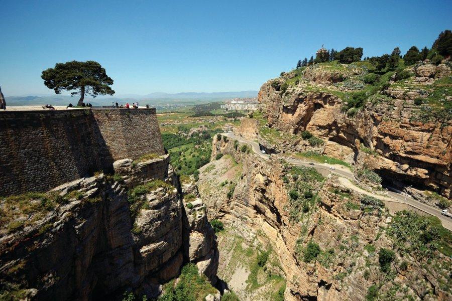 Canyon de Constantine. (© Nour El Refai - iStockphoto))