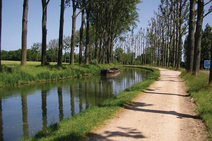 Le Canal de l'Ourcq (© Michel RETAIL - Fotolia))